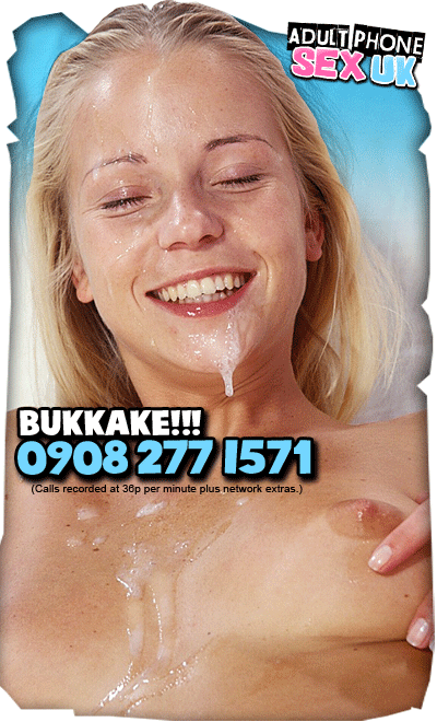 Bukkake Phone Sex Adult Chat